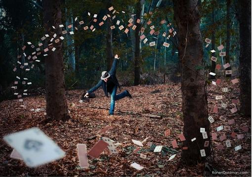 摄影大师Ronen Goldman的部分创意作品